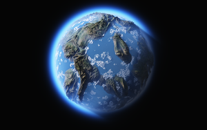 Planet 3 by pyrohmstr