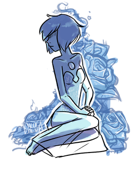 Blue Pearl by Sperkel-Derg