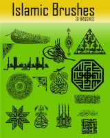 Islamic Brushes by archnophobia