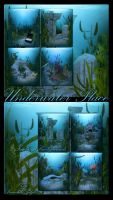 Underwater Place backgrounds by moonchild-ljilja