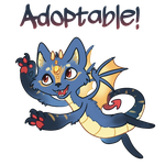 Adoptable Auction! CLOSED by Chocodopts