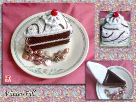 Choco Cream Cake by winter-fall