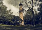 Currituck Sound Lighthouse by JennDixonPhotography