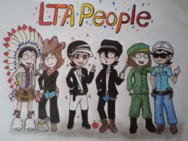 lta people XD by caroto-chan