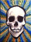 Tropical Skull by MT-000