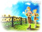 Summer Time by J4ne-d-C4t