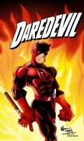 Daredevil1 by TonyForever