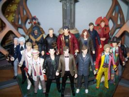 Doctor Who: Time Lords by DementedProductions
