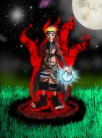Naruto - Kingdom Hearts by Y2JD