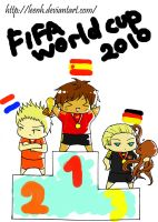 FIFA World Cup 2010 by Leenh