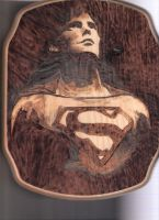 Superman by Amarisa
