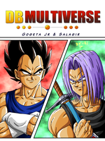 DBM versus Trunks Vs Vegeta by BK-81