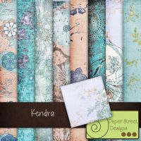 Kendra-paper street designs by paperstreetdesigns