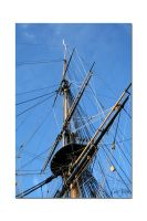 HMS Victory No8 by unclejuice