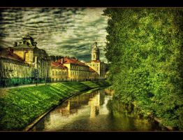 Swan Canal HDR by ISIK5