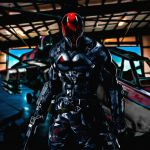 Red Hood 2 by LowBassGuy