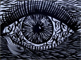 The Eye by charpii