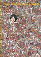 Find Rukia by c-gold1123