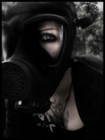 Gas mask 5 by linneaxx