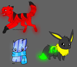 Hatched eggs for kith-cath-adopt by Tori-Adopts