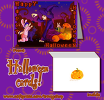 Halloween cards by Ermy