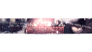 Death Note banner by MichaelRusPro