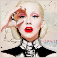 Colorize Christina Aguilera by shad-designs