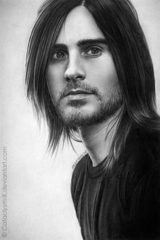 Jared Leto - Echelon by Cataclysm-X