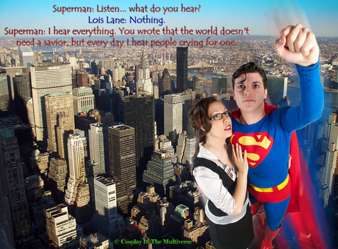 Lois and Clark by ATiC3