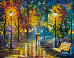 15 High resolution by Leonid Afremov by Leonidafremov