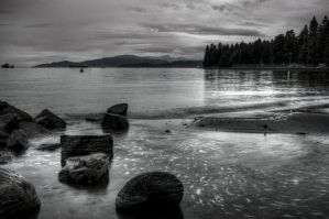 A dark and stormy evening... by DTherien