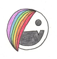Killjoy Rainbow Vampire Logo HQ by ToxicSkeleton