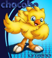 That's me - Chocobo by Onzeno