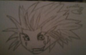 Axel Chibi Attempt by KawaiiDay
