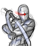 Quick sketch Gray Fox by UnlimitedShadeWorks