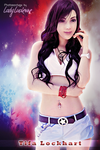 Tifa Lockhart photomontage by ladylucienne