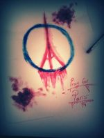 Pray for Paris, pray for Europe...  by Mayamermaid