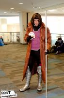 Gambit Matsuricon by FaintofHearts33