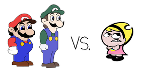 Malleo and Weegee vs. Mandy by smawzyuw2