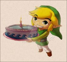 BDG: Cake for you! by Lady-Zelda-of-Hyrule