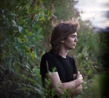 Bogdan at the evening by psychiatrique