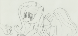 Fluttershy by Tails-155