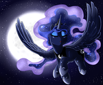 Lullay Moon Princess by Yami-Child