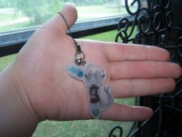 FrostBite keychain by SharkMate