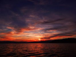 Ohrid Sunset by Simona777