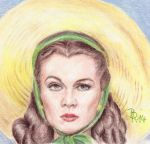 Scarlett O`Hara (Gone with the Wind) by LoonaLucy