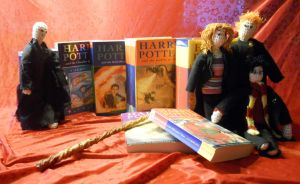 Harry Potter Collection by Twinsmanns