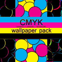CMYK wallpaper pack by Mornothly