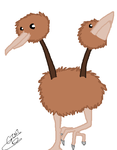 Doduo by whowhatwherewhyhow