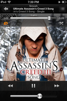 Look what I have on mai iPod~~ :DD by WinterTheGlaceon45